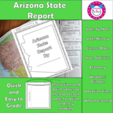 Arizona State Report