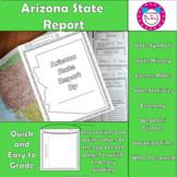 Arizona State Research Report