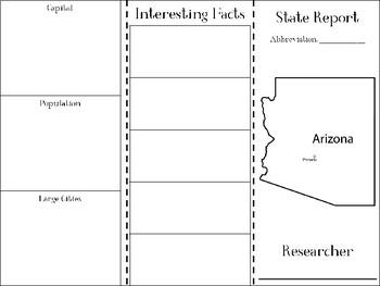 Arizona State Research Brochure