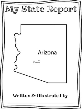 Arizona State Research Packet