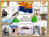 Arizona State Study & Bulletin Board Set