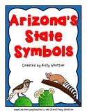 Arizona State Symbol Cards