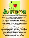 Arizona State Symbol Student Book