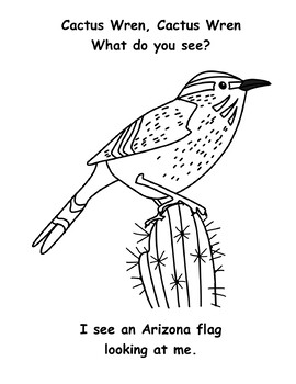 Arizona State Symbols Student Book By Mary Gullette Tpt