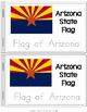 Arizona State Symbols Notebook