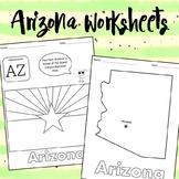 Arizona Worksheets