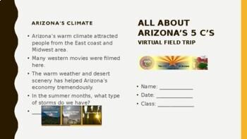 Arizona's 5 Cs