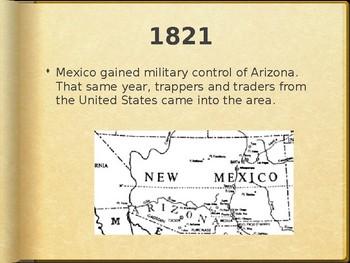 Arizona's History