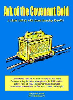 Ark of the Covenant Gold - Math Activity