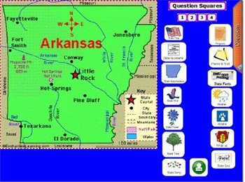 All About Arkansas