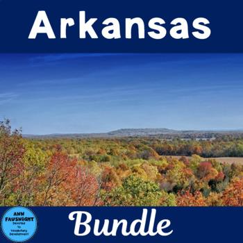 Arkansas Activity Bundle