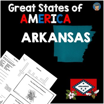 Arkansas Activity Packet