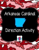 Arkansas Cardinal Directions Activity