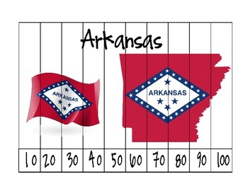 Arkansas Counting Puzzles