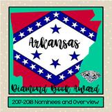 Arkansas Diamond Book Award - Overview, Booktalks, and Gri