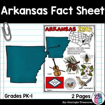Arkansas Fact Sheet