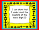 Arkansas Grade 1 Math I Can Statement Posters