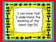 Arkansas Grade 1 Math I Can Statement Posters