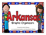 Arkansas Graphic Organizers (Perfect for KWL charts and ge