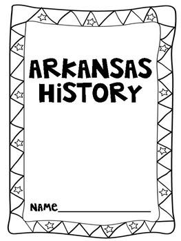 Arkansas History Packet