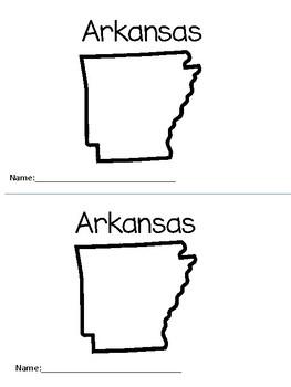 Arkansas History Sight Word Reader