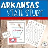 Arkansas History and Symbols Unit Study