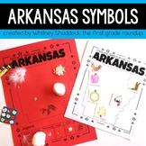 Arkansas History Unit: Symbols, Maps, & Economics