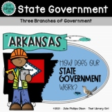Arkansas - How Does Our State Government Work?