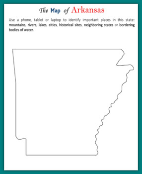 Arkansas (Internet Research)