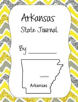 Arkansas Journal set