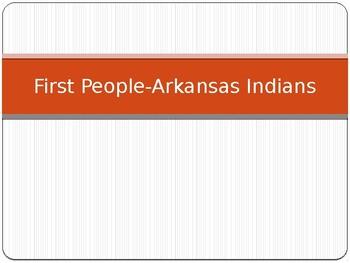 Arkansas Journey Chapter 2 Power Point