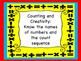 Arkansas Kindergarten Math I Can Statement Posters