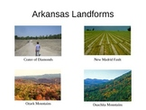 Arkansas Landforms