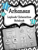 Arkansas Lapbook/Interactive Notebook. Geography.  US History