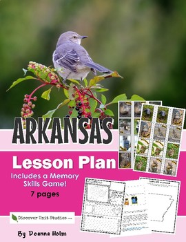 Arkansas Lesson Plan