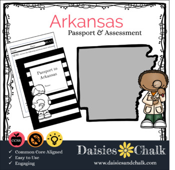 Arkansas Passport (State Research Project)