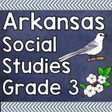 Arkansas Social Studies Grade 3