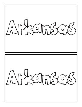 Arkansas State Book