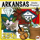 Arkansas State Clip Art