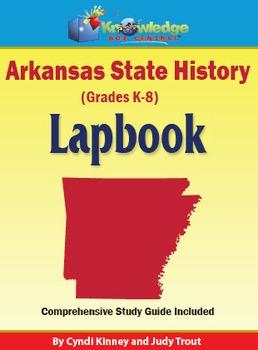 Arkansas State History Lapbook