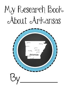 Arkansas State Research Book