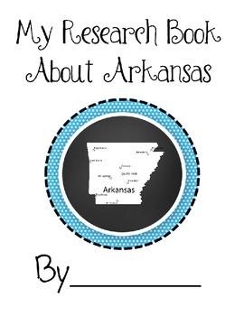 Arkansas State Research Book