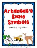Arkansas State Symbol Cards