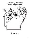 Arkansas State Symbol Student Book
