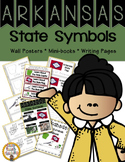 Arkansas State Symbols Notebook