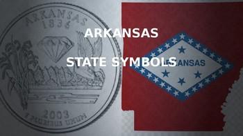 Arkansas State Symbols PowerPoint