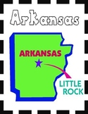Arkansas State Symbols and Research Packet