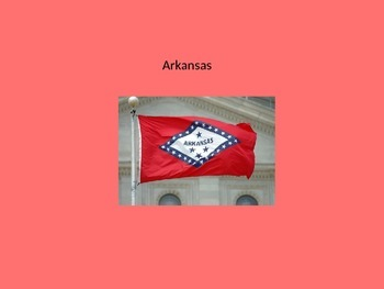 Arkansas - State USA - Power Point - Facts History Information Pictures