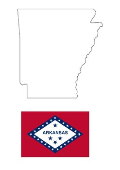 Arkansas State Word Search
