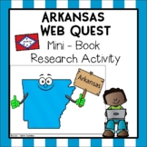 Arkansas Webquest Common Core Research Mini Book